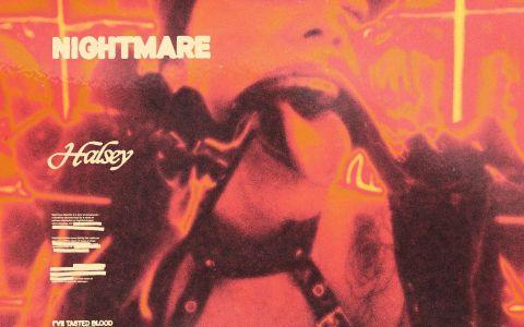 Halsey lansează single-ul  videoclipul bdquo;Nightmare