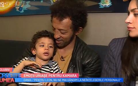 VIDEO Emoții uriașe pentru Kamara. Fiul său a făcut primul transplant cu celule stem