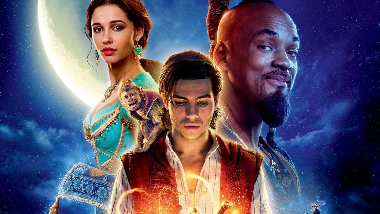 Aladdin  o adaptare modernă a clasicei povești Disney, în premieră, pe marile ecrane