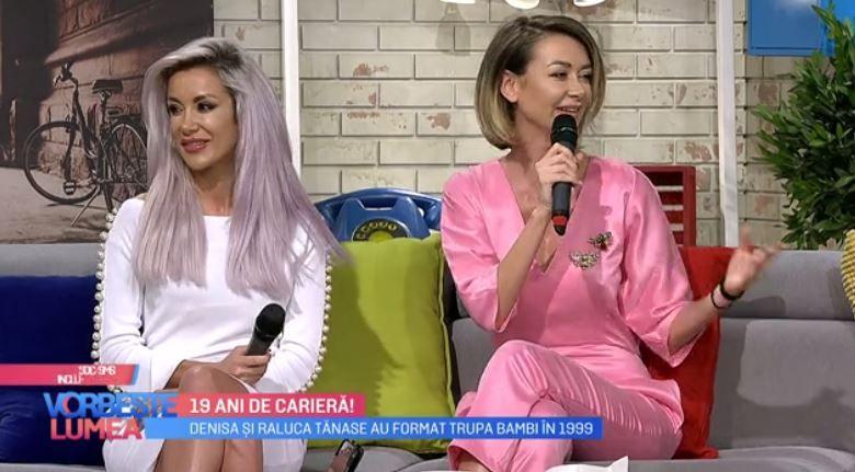 VIDEO Denisa și Raluca Tănase, 19 ani de carieră