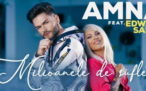 AMNA lansează bdquo;Milioanele de suflete , featuring Edward Sanda