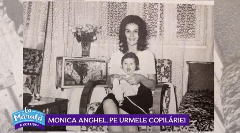 VIDEO Monica Anghel, pe urmele copilăriei