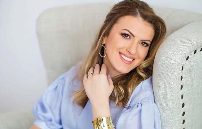 VIDEO Lavinia Goste, mesaj pentru românii de afară
