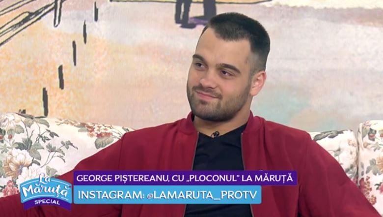 VIDEO George Piștereanu, cadou pentru o admiratoare
