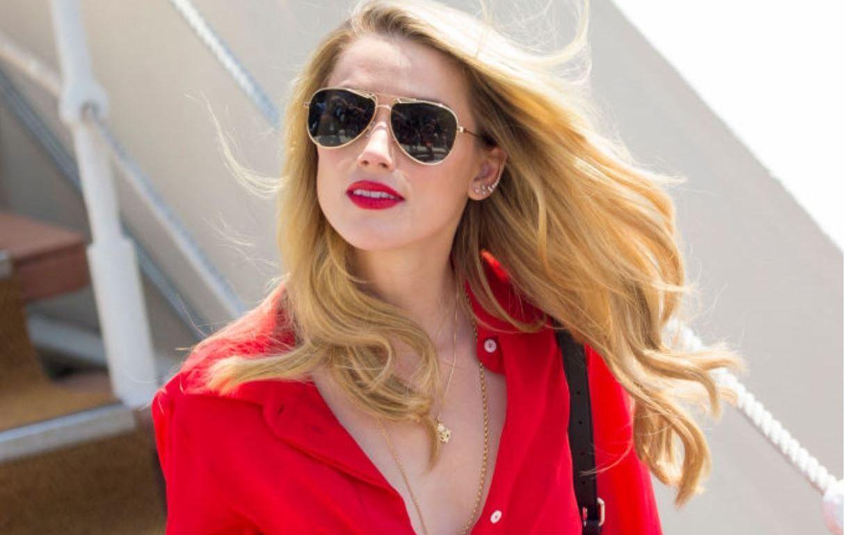 Amber Heard a cerut pedepsirea drastică a celor care distribuie imagini cu vedete în pielea goală