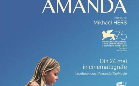Amanda - un film duios, de o delicatețe rară, cu o perspectivă optimistă, din 24 mai în cinematografele din România