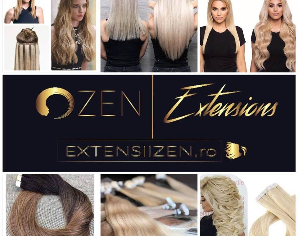 (P) Povestea şi beneficiile extensiilor din păr natural Zen