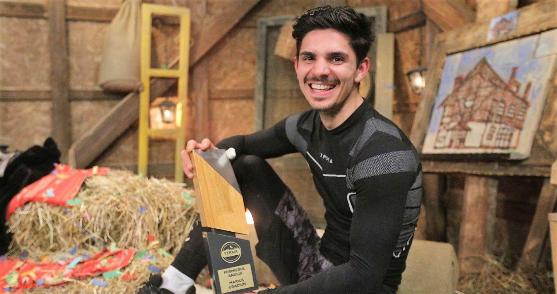 Marius Crăciun este Fermierul Anului 2019 și câștigătorul premiului de 50 000 de euro!