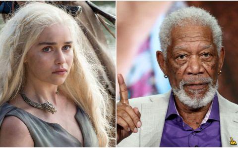 Urzeala tronurilor , în viziunea lui Morgan Freeman. Cel mai amuzant rezumat al serialului