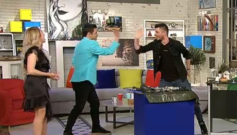 """Valentin Luca, """"Regele"""" cocktailurilor"""
