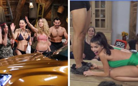 TOP 5 cele mai sexy momente din Fermă! Show-ul s-a încheiat, dar unele lucruri nu se uită niciodată
