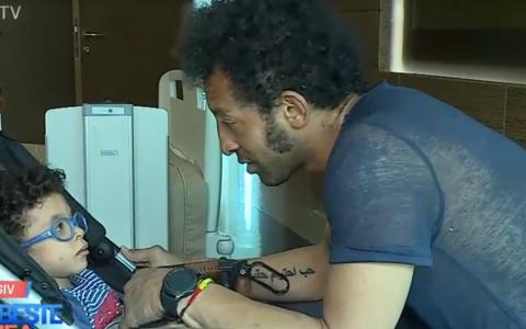 VIDEO Fiul lui Kamara a intrat în operație, în Turcia:  Mă încearcă un sentiment puternic, sunt conectat la Leon 100%