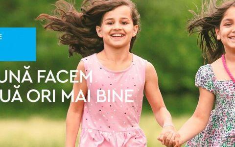 Remix și SOS Satele Copiilor România lansează campania:  Împreună facem mai mult bine!