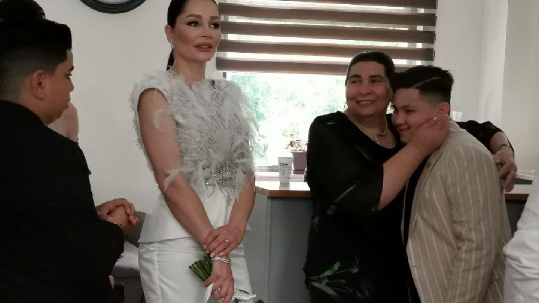 VIDEO Cum și-a ales Brigitte rochia de mireasă pentru marele eveniment