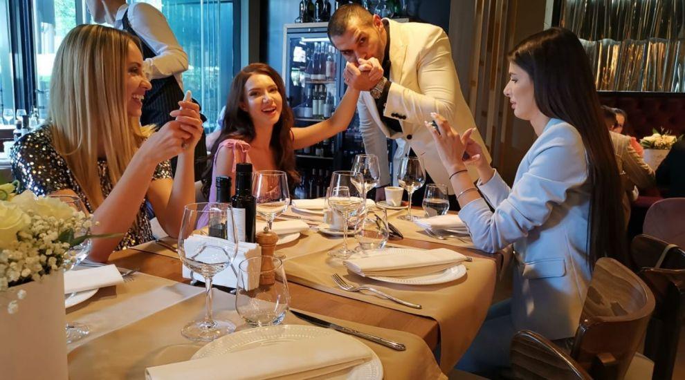 La petrecerea de după cununie, Brigitte a ales un meniu special! Cu ce delicatese şi-a răsfăţat invitaţii