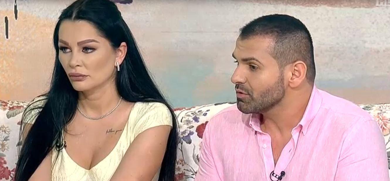 VIDEO Pastramă regretă răul pe care l-a facut, la doar o zi după cununia civilă