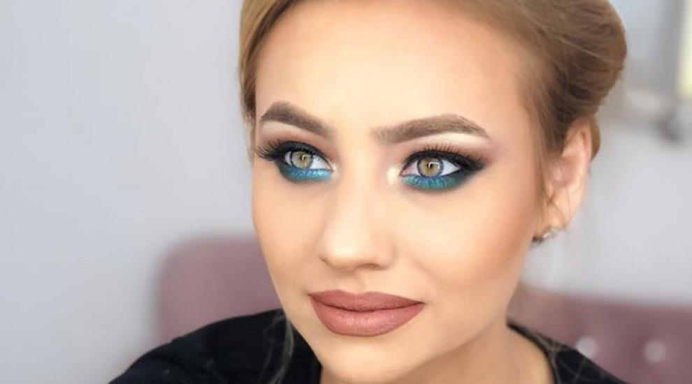 VIDEO Emilia Dorobanțu a ales un tratament facial de hidratare