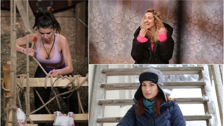 Otniela, Geanina și Ioana vorbesc despre cununia lui Pastramă și Brigitte