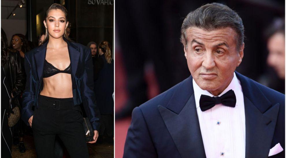 """Sistine, fiica lui Stallone, debutează în film. Ce rol """"periculos"""" are"""