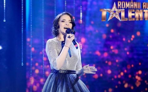Ana Maria Pantaze a câștigat sezonul #9suprem Românii au talent