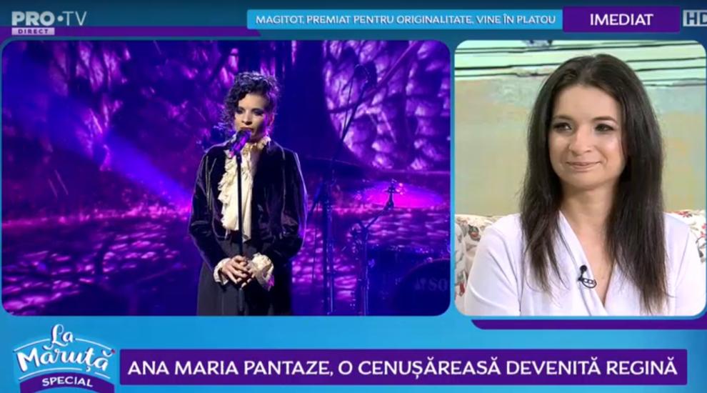 """Ana Maria Pantaze, primele declarații după ce a câștigat sezonul suprem Românii au talent. """"Nu mă așteptam să câștig!"""""""
