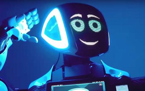 UiPath, Google și alte mari companii dezbat la București cum inteligența artificială si robotizarea schimbă economia.