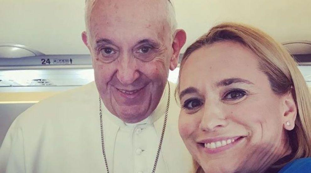 Andreea Esca, despre gestul frumos al Papei Francisc pentru copiii bolnavi din România. Pur și simplu s-a transformat