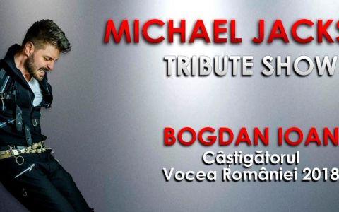 Bogdan Ioan va susține concertul  Michael Jackson Tribute Show  pe 25 iunie. Ce blogger celebru vine special să-l vadă