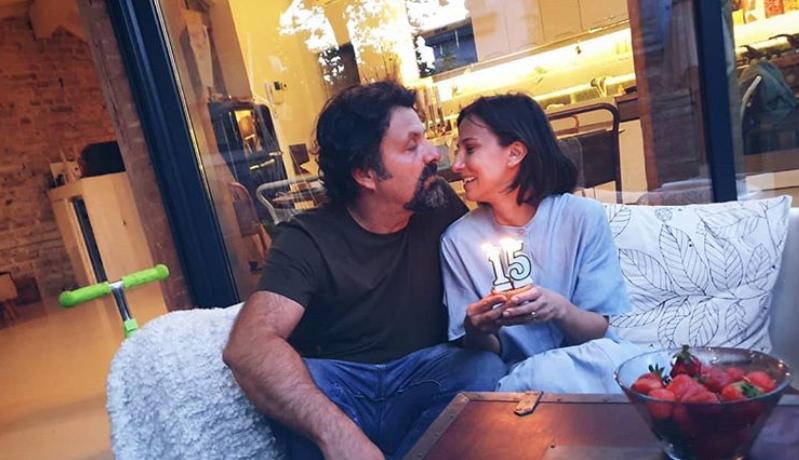 VIDEO Dana Rogoz și soțul ei, Radu, au împlinit 15 ani de relație
