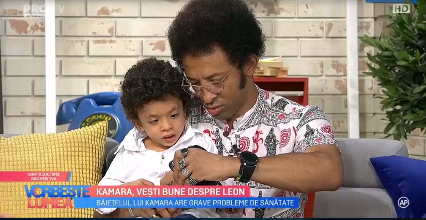"""Lupta continuă pentru Leon, fiul lui Kamara. """"Se văd niște rezultate după aceste intervenții"""""""