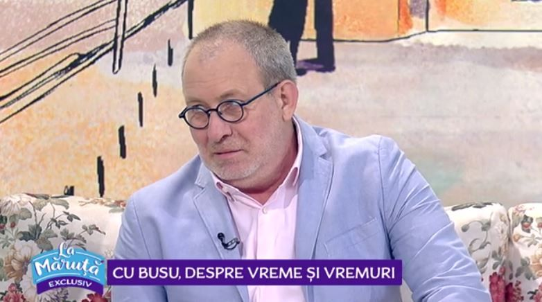 VIDEO Busu, despre vreme și vremuri