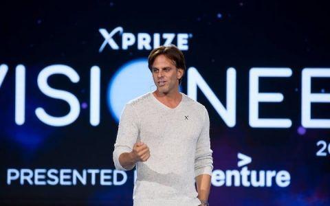 Marcus Shingles, fostul CEO al celebrei fundații XPRIZE ndash; va vorbi la București joi, în deschidrea iCEE.fest: UPGRADE 100