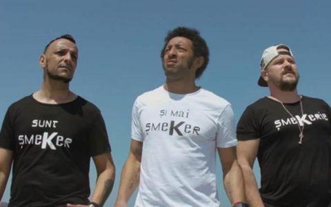 VIDEO Kamara, Andreias și Ralflo au lansat piesa  Șmekerie