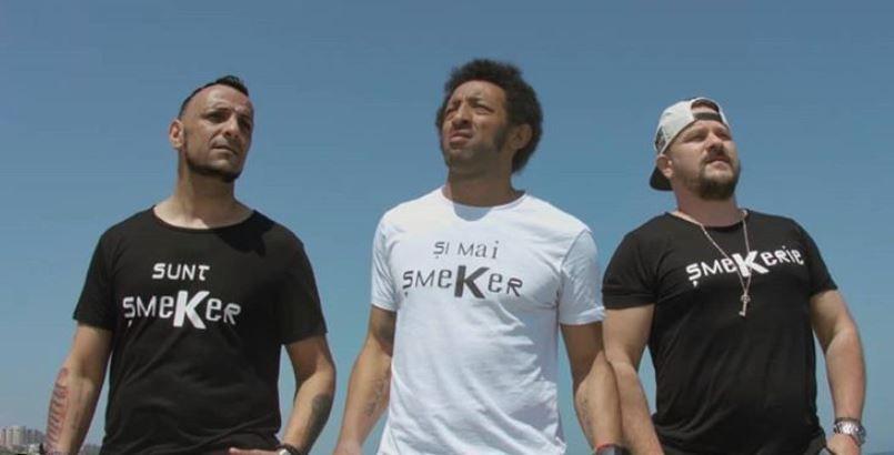 """VIDEO Kamara, Andreias și Ralflo au lansat piesa """"Șmekerie"""""""