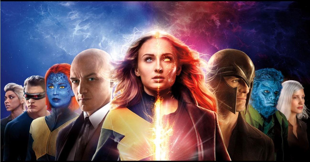 X-Men: Dark Phoenix , cel mai prost debut din istoria francizei. Ce încasări a avut în weekend-ul premierei