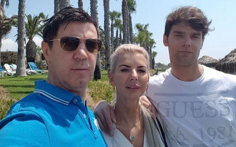 Mihai Leu, afacere de familie:  Este proiectul nostru, l-am gândit eu cu soția și băiatul