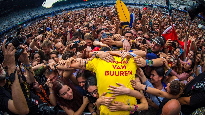 Bilete de o zi la UNTOLD. Cât costă să-l vezi pe Armin van Buuren la Cluj-Napoca