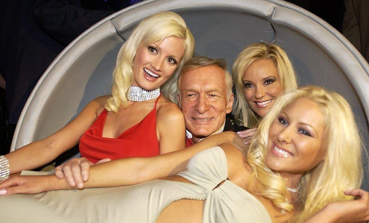 Hugh Hefner, investigat de FBI în anii 50 pentru indecența revistelor Playboy. Dosarul, făcut public