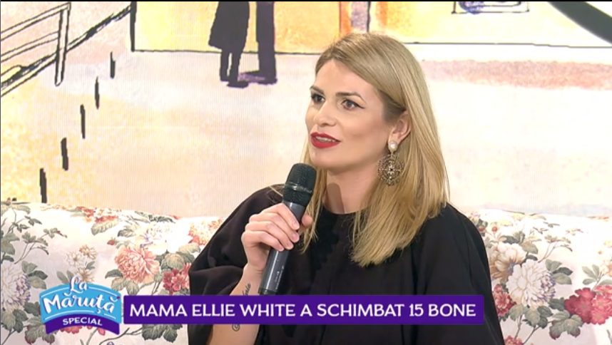 VIDEO Mama Ellie White a schimbat 15 bone