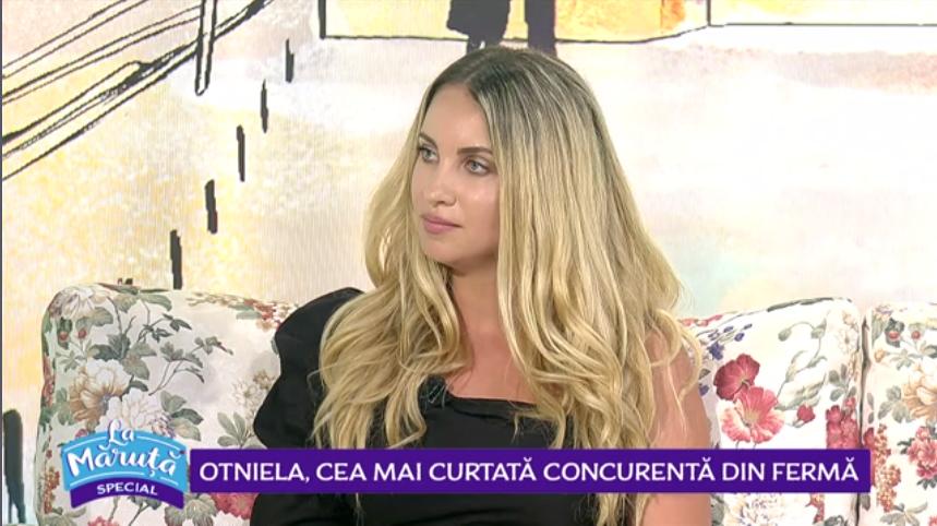 """Otniela, cea mai curtată concurentă din Fermă: """"Aștept să mă lovească dragostea"""""""