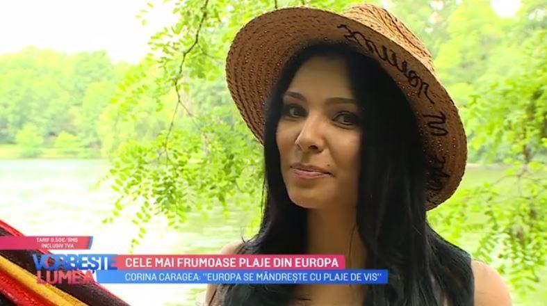 VIDEO Corina Caragea ne dezvăluie top 5 cele mai frumoase plaje din Europa