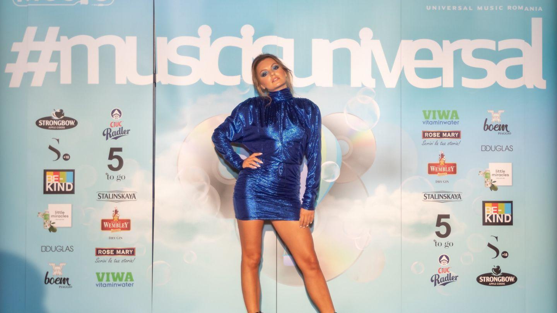 Industria muzicală și-a dat întalnire marți seara la Universal Music, cea mai mare casă de discuri din lume