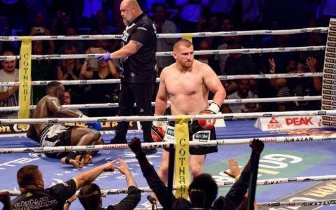 Prima apariție la TV a lui Cătălin Moroșanu după meciul cu Daniel Sam:  Am stat la spital în perfuzii o oră și jumătate