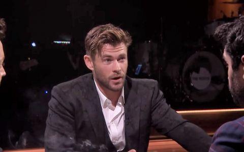 Chris Hemsworth (Thor) a dezvăluit care a fost primul lui job. Toată lumea a râs cu lacrimi