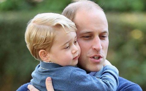 Motivul pentru care Prințul William a fost criticat de  Ziua Tatălui