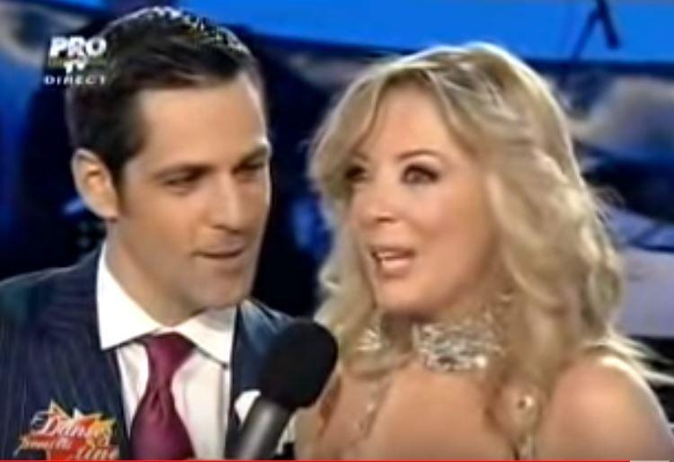 VIDEO Edith Gonzalez și Mihai Petre, împreună pe scena Dansez pentru Tine