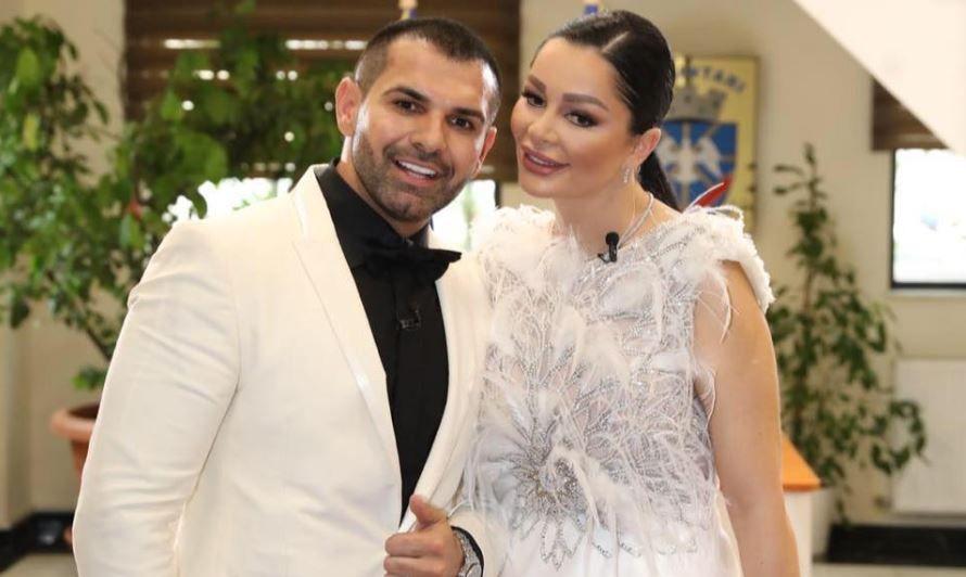 Oana Roman organizează nunta lui Brigitte cu Florin Pastramă