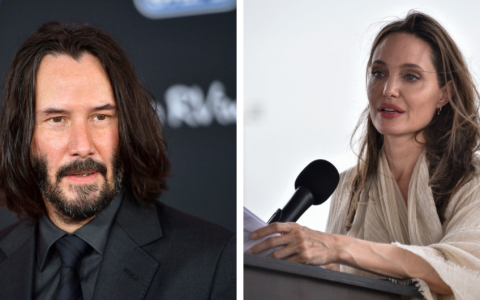 Keanu Reeves și Angelina Jolie sunt împreună? Vezi ce spune actorul despre zvonurile care au surprins Hollywood-ul