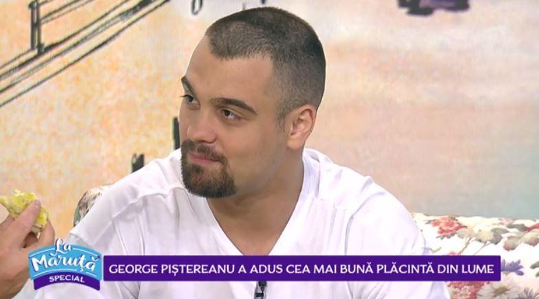 VIDEO George Piștereanu ne dezvăluie o rețetă delicioasă