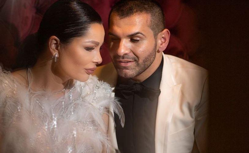 Brigitte și Florin Pastramă au ales verighetele pentru nuntă